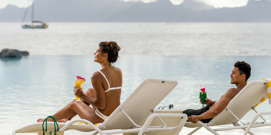 ©INTERCONTINENTAL RESORT TAHITI