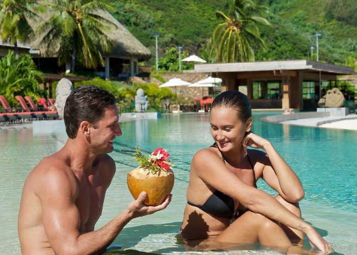 ©INTERCONTINENTAL RESORT AND SPA MOOREA