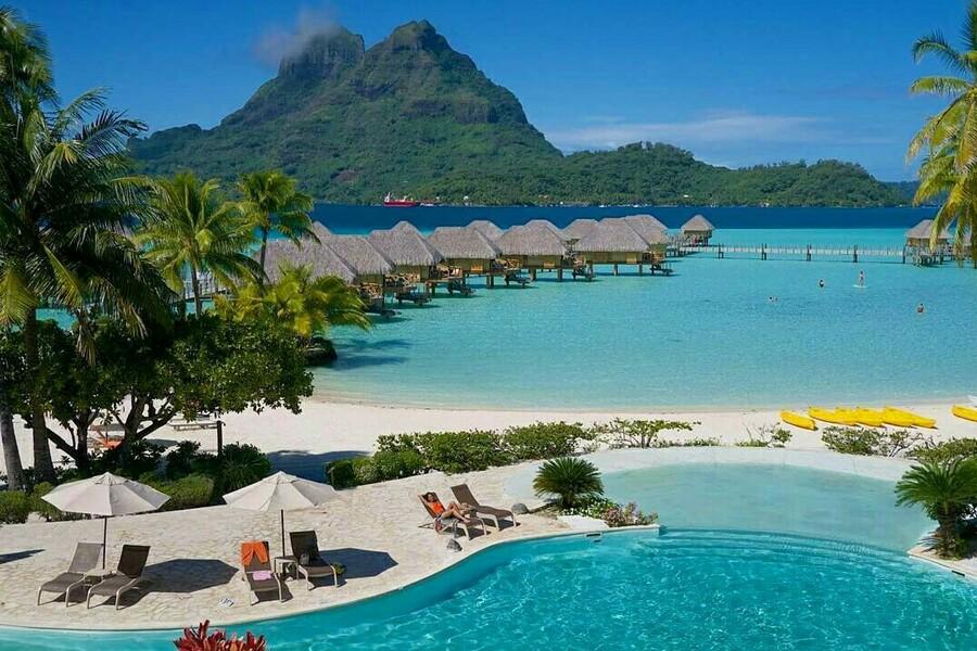 © Bora Bora Pearl Beach Resort & Spa