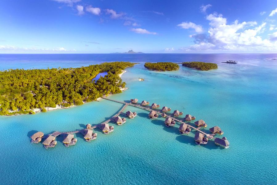 ©Le Taha'a Island Resort & Spa