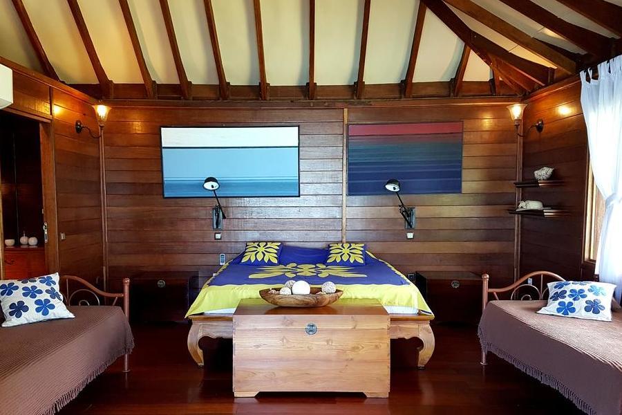 ©Villa Ylang Ylang by Tahiti Homes