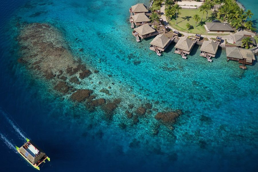 ©InterContinental Tahiti Resort