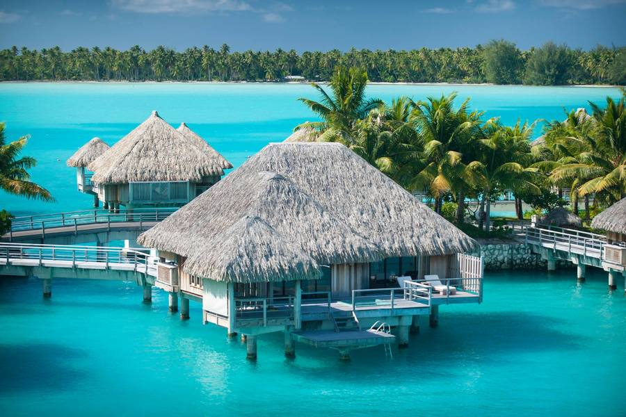 © The St. Regis Bora Bora Resort