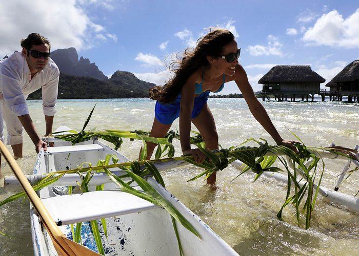 ©Sofitel Bora Bora Private Island