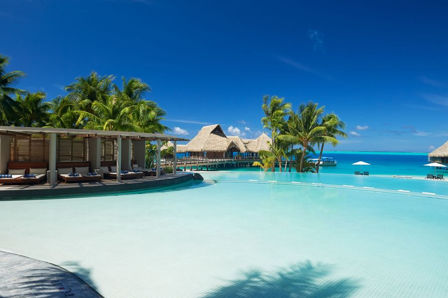 ©Conrad Bora Bora Nui Resort