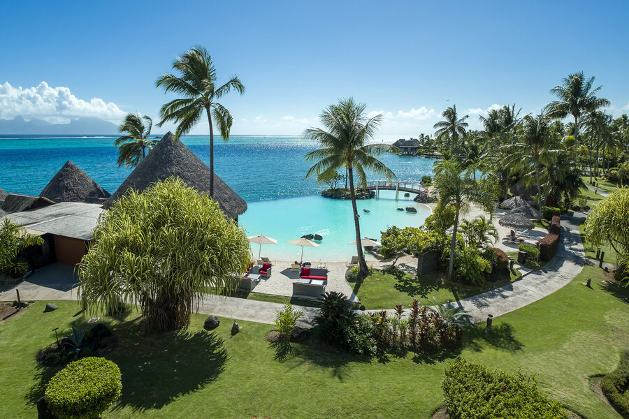 ©intercontinental Tahiti Resort & Spa