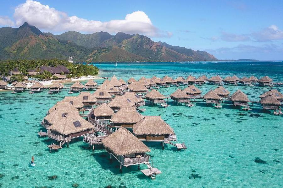 ©Hilton Moorea Lagoon Resort and Spa