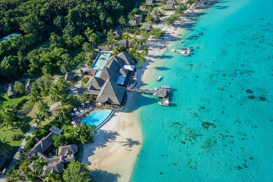 ©Sofitel Moorea Ia Ora Beach Resort