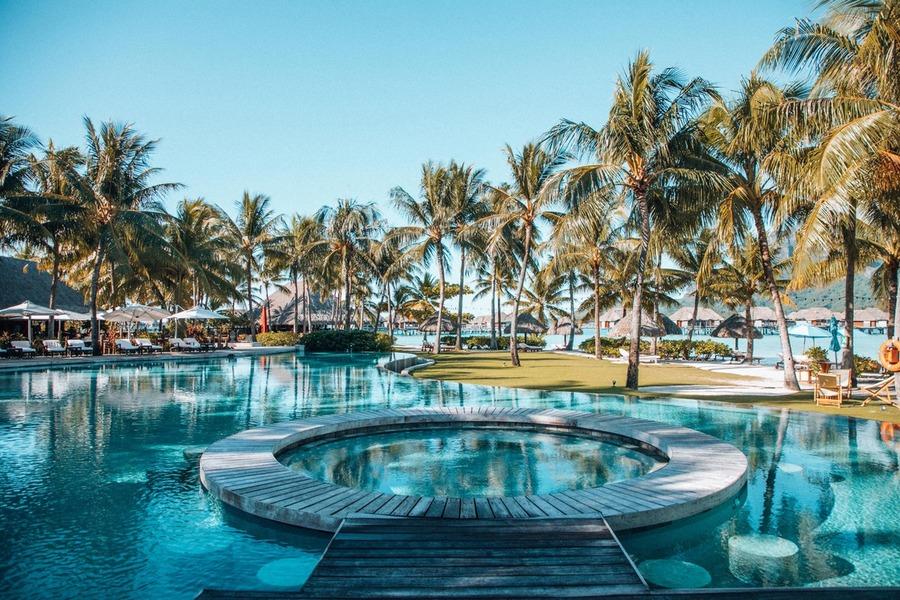 ©Four Seasons Resort Bora Bora