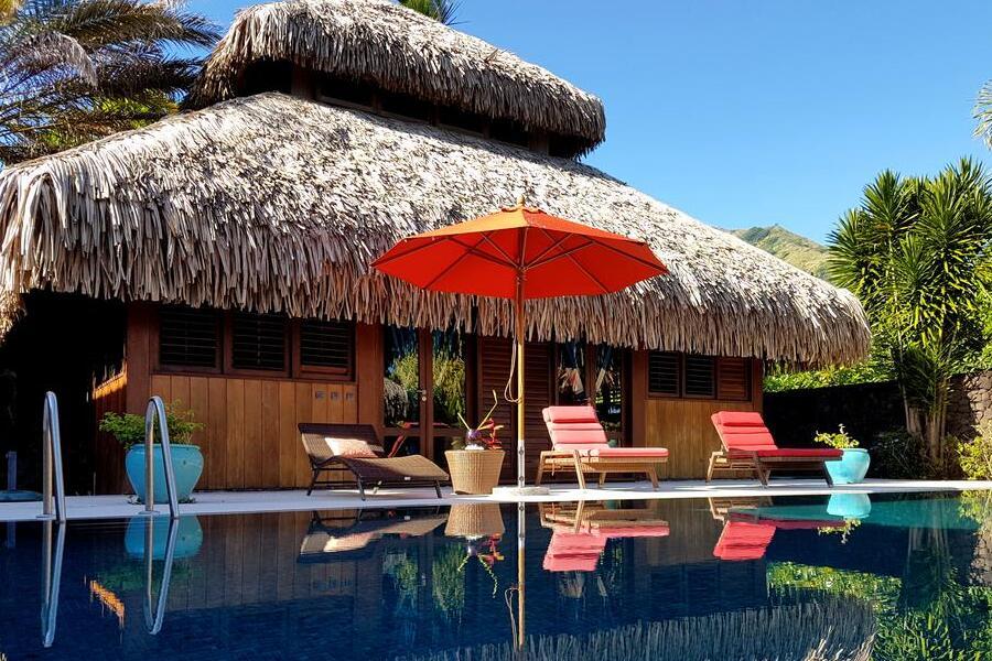 ©Villa Lagon by Tahiti Homes