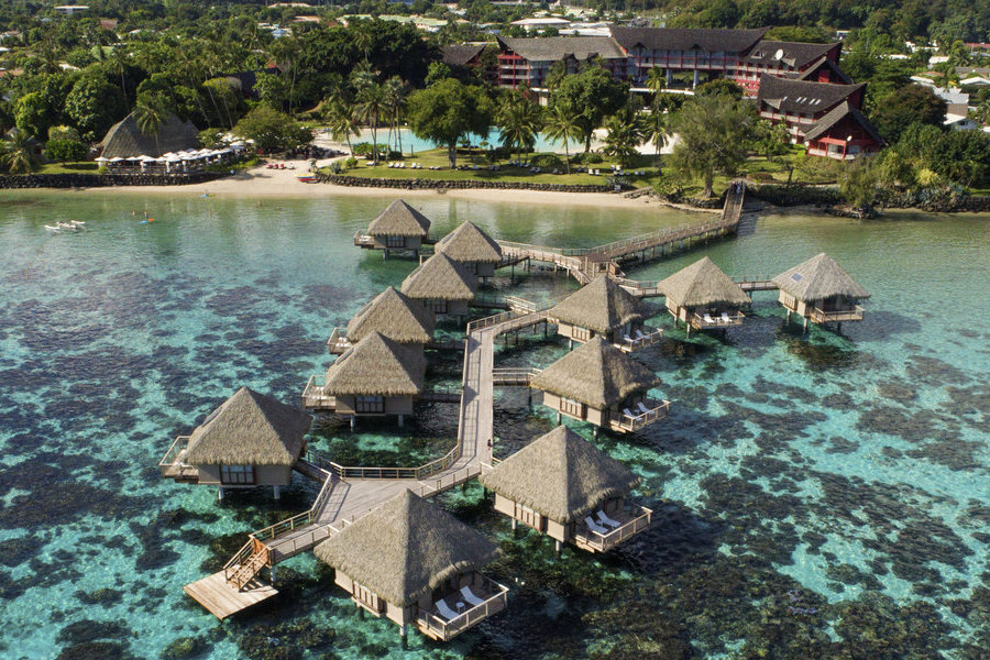 ©Tahiti Ia Ora Beach Resort managed by Sofitel