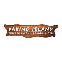Vahine Island Logo